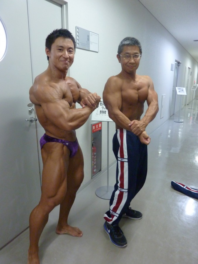 日本チャンピオン 鈴木 雅選手