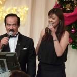 宮畑会長と吉永加世子さん