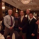 東大教授、石井先生を囲んで