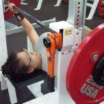 ジャパンクラシックベンチプレス選手権大会 Ⅿ2 57kg級 2回 優勝