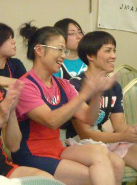 石田みどりさん ジャパンクラシックベンチプレス選手権大会 M2 優勝 ! 85Kg !!