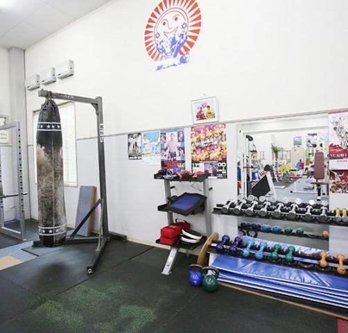 格闘技スペース