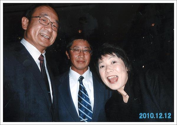 石井直方 東京大学教授ご夫妻