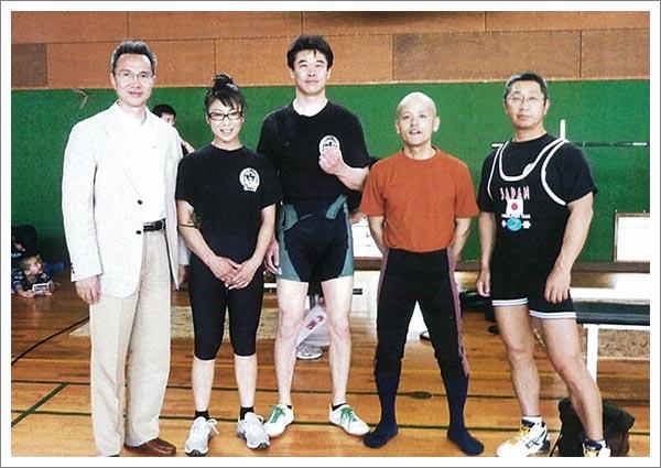 長野県ノーギアベンチプレス・ノーギアパワーリフティング選手権大会