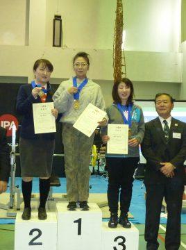 石田みどり選手 ジャパンクラシツクベンチプレス選手権大会  63Kg級  M2 優勝 記録 85Kg